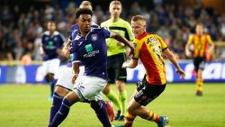 Anderlecht breekt contract Sardella (18) open