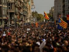 Une marée humaine à Barcelone contre la violence policière