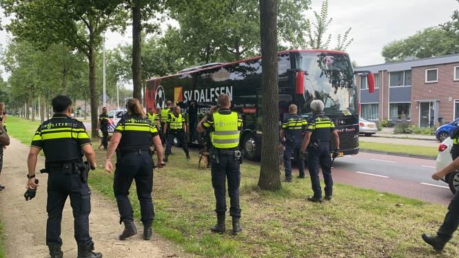 Politie: aanhoudingen PEC-aanhangers in Deventer onmogelijk, wellicht nog sancties