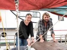 Zeezeiler Martijn Dijkstra ruilde zure mannen in voor zijn Prinses Mia