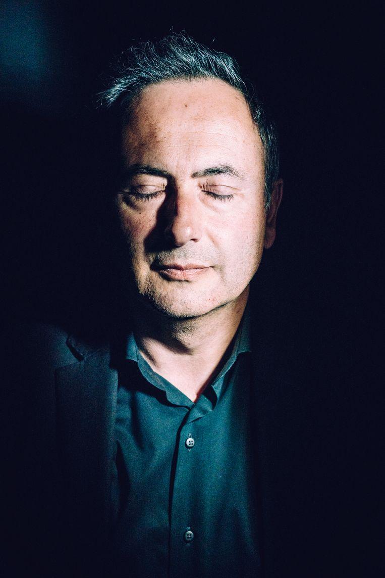 'Met mijn vader heb ik nooit een goede band gehad. Ik wist zelfs niet dat hij gestorven was.' Beeld Stefaan Temmerman