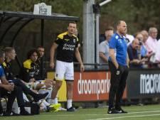Jong Vitesse zakt ver weg na thuisnederlaag