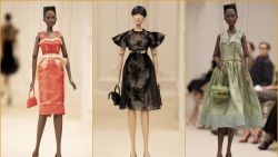 Modemerk Moschino organiseert modeshow met marionetten