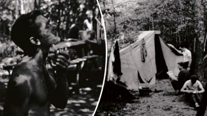 Nieuw boek vertelt hoe neergeschoten geallieerde piloten in WOII verborgen werden in geheim kamp in bossen. Onder neus van nazi's. Drie maanden lang