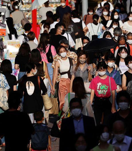 Les contaminations continuent d'augmenter à Tokyo, des restrictions étendues dans le pays