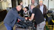 Woordenschat Engels of een scooter repareren: (groot-)ouders volgen mee les op Campus Zenit
