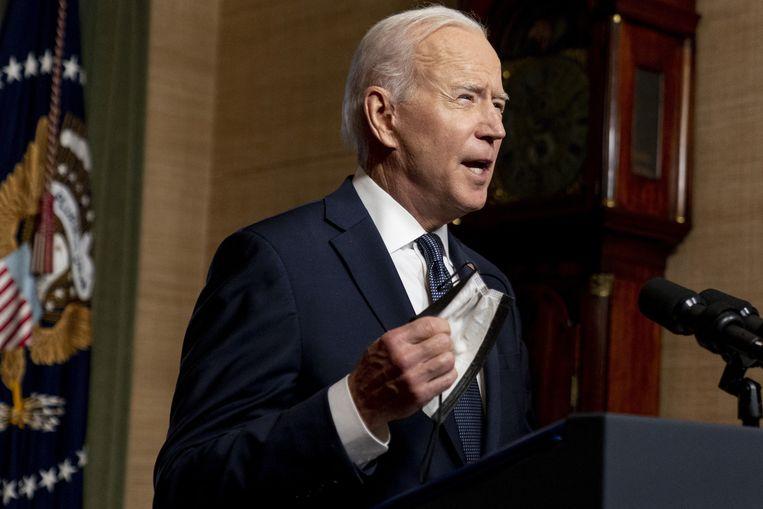 President Joe Biden. Beeld EPA