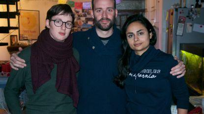 VIDEO. Solidariteit op de Brusselsesteenweg: nu ook crowdfunding en koekenverkoop voor getroffen bewoner