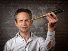 Op zoek naar buitenaards leven: Pieter maakt supergevoelige detectoren om onbekende planeten te ontdekken