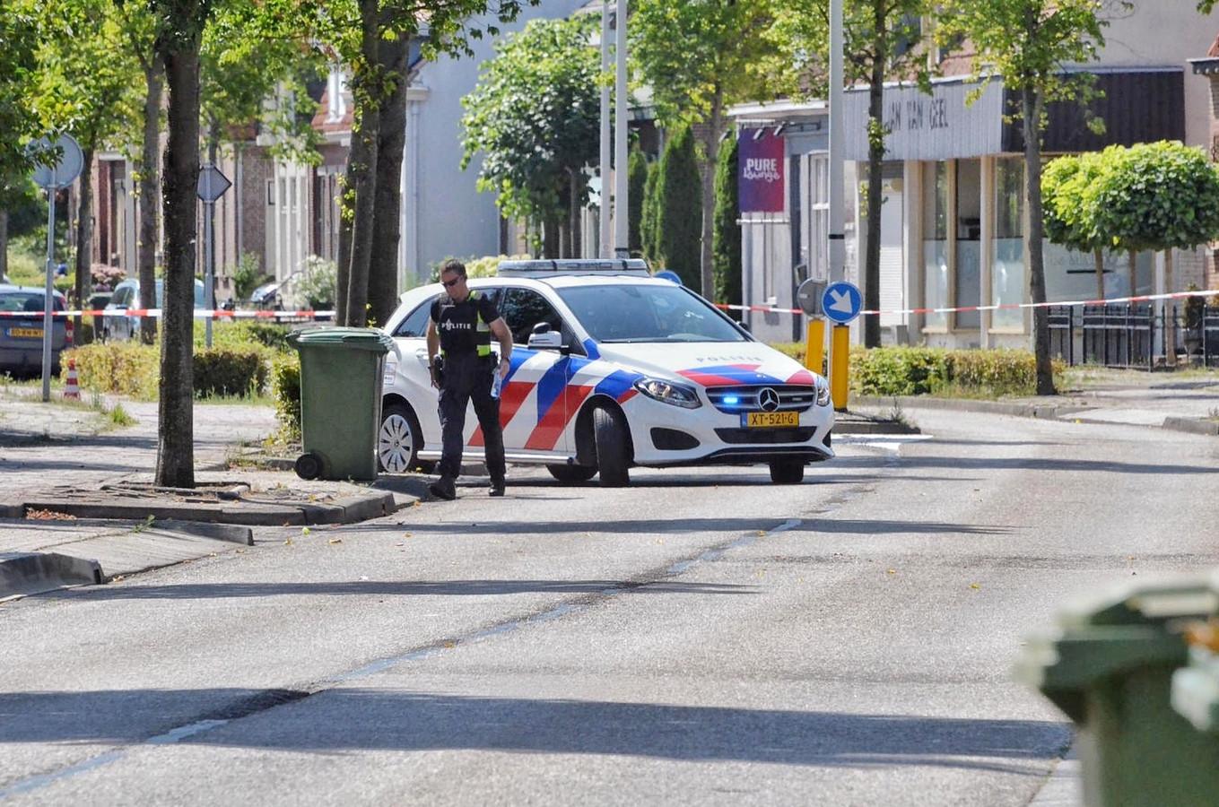 Mogelijk explosieven gevonden voor Pure Lounge in  Bergen op Zoom.