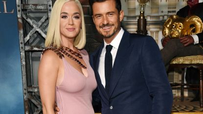 """Na zware periode zijn Orlando Bloom en Katy Perry klaar voor geboorte van dochter: """"Onze relatie leest niet als een sprookje"""""""