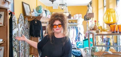 Einde aan koffiehuis Het Station in Putten valt Margee Bergman zwaar: 'Je weet niet half wat hier voorbijkomt'