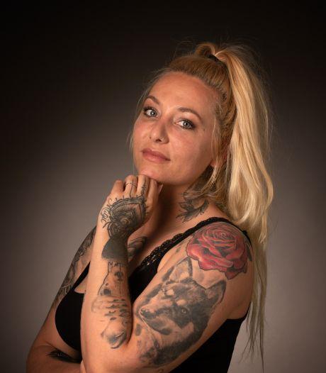 Boo (29) heeft tatoeages van haar huisdieren: 'In mijn nek de kat die mijn huis sloopt'