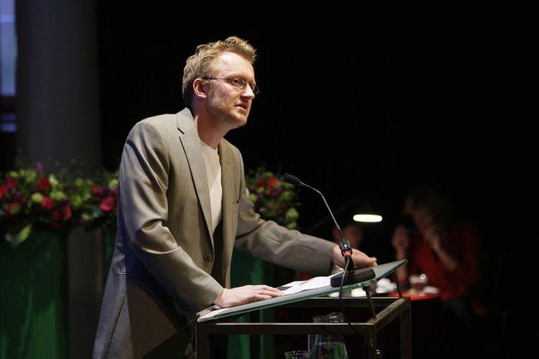 David van Reybrouck. Beeld anp