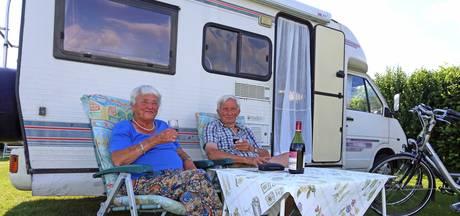 Campers welkom aan Noord Aa