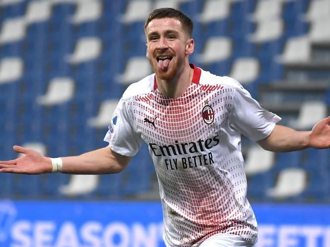 """Wie had dat gedacht? Saelemaekers, de slingerende salamander, op kop van de Serie A: """"Alexis lijkt wel overal te zijn"""""""