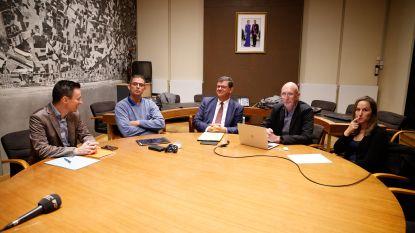 """Nieuwe Oostendse coalitie stelt """"ambitieus"""" bestuursakkoord voor"""