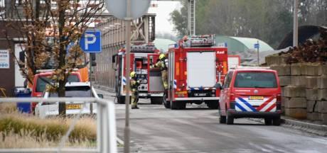 Explosie op bedrijfsterrein Oostkade Sluiskil