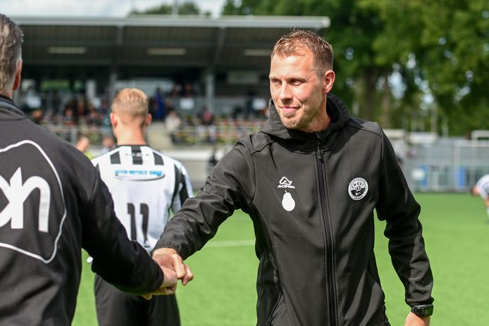 Werner Pluim vertrekt eerder dan verwacht bij Zwart-Wit'63.