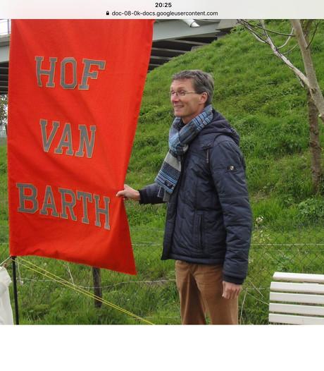 Vriendenfruittuin Oud-Zevenaar heet nu 'Hof van Barth'