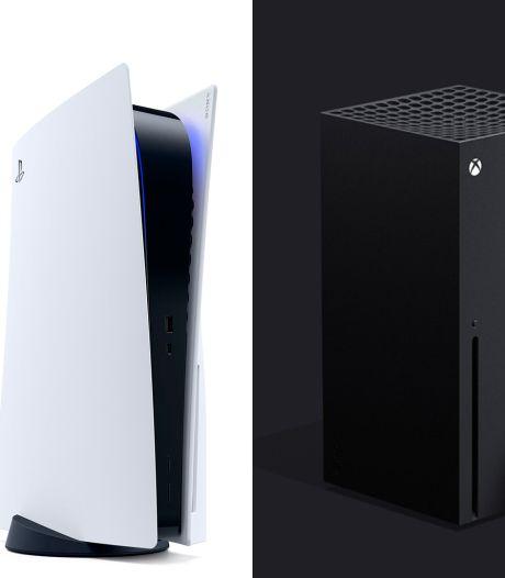 Prix, dates, jeux: ce qu'il faut savoir du duel Playstation 5 contre Xbox Series X