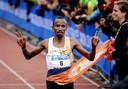 Abdi Nageeye, de snelste Nederlander.