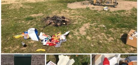 Rommel op dorpsstrand Beers na zomers weekeinde irriteert dorp