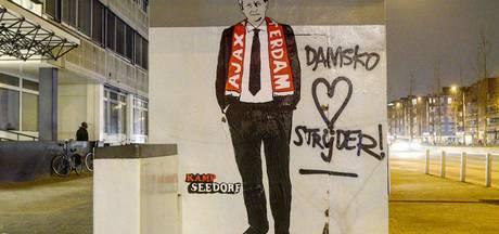 Van der Laan-piece maakt kans op Dutch Street Art Award