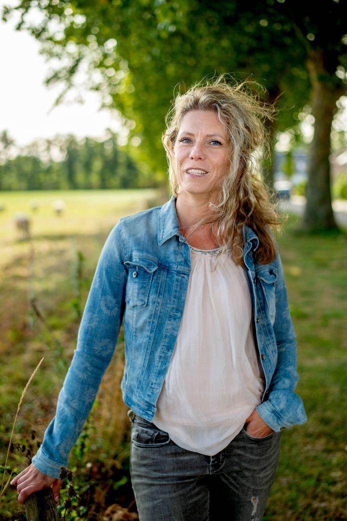 Iris van Gelder gaat haar nier afstaan aan onbekende.