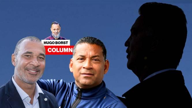 Column Hugo Borst | Tweede assistent van Van Gaal schijnt verrassende naam te worden