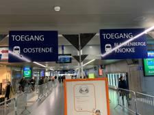 Kies uw kustbestemming: zo wil NMBS reizigers in station van Brugge spreiden