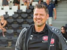 Otto Krabbe nieuwe trainer Stevo