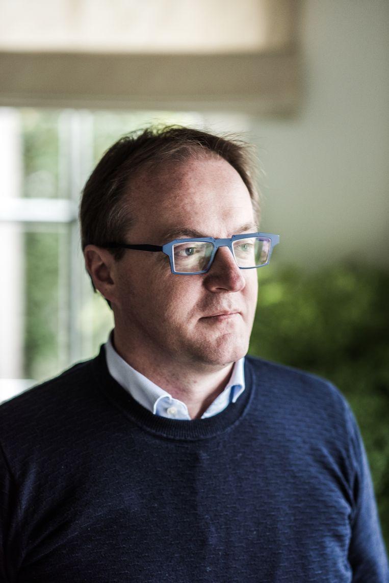 'Deze maatregel zet werkgevers er niet toe aan om actief in te zetten op re-integratie', zegt Bart Teuwen, directeur van Centimed (controleartsen). Beeld Tine Schoemaker