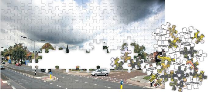 Het woningbouwplan voor de Hoek Lagekerk/Martinestraat met Burgemeester van Beekstraat werd door de Raad van State vernietigd.