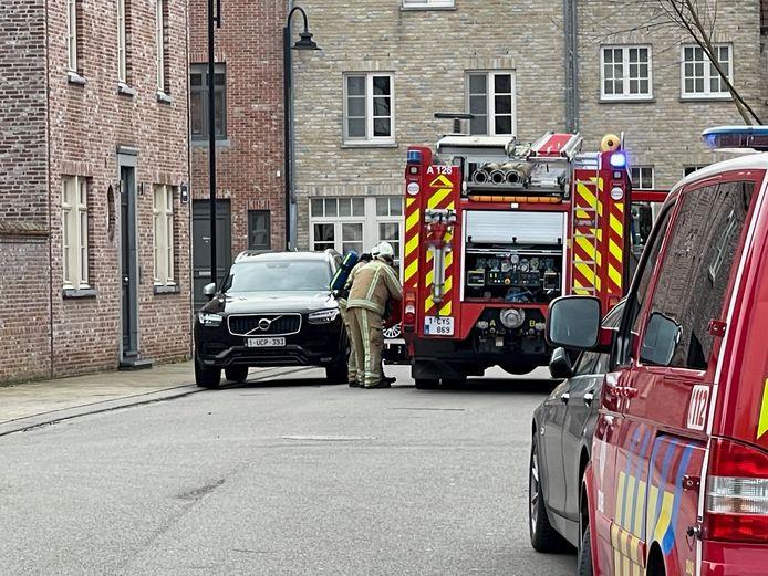 Brand in bijkeuken snel geblust