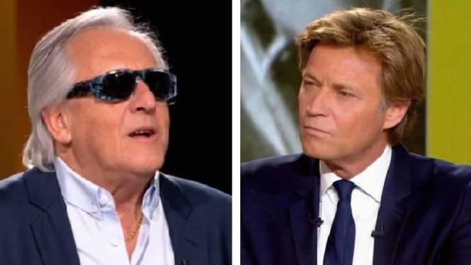 La gaffe de Laurent Delahousse face à Gilbert Montagné