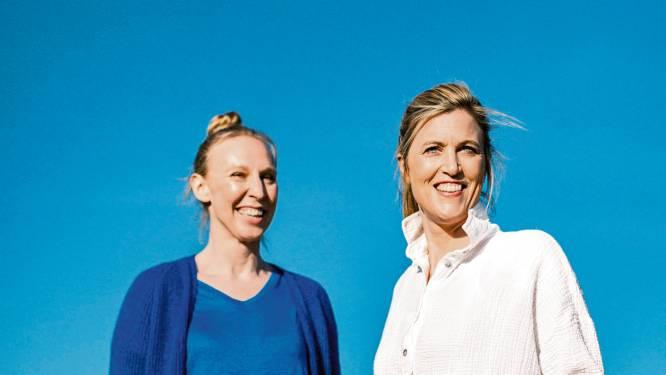 """Minister Annelies Verlinden en basketbalsters Ann Wauters zijn vriendinnen voor het leven. """"Als ik online lelijke kritiek zie, denk ik: 'hopelijk leest ze dat niet"""""""
