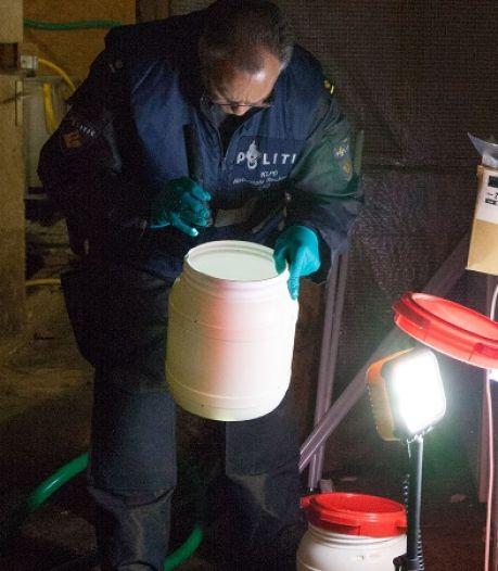 West Betuwe waarschuwt voor drugscriminaliteit in stallen in het buitengebied