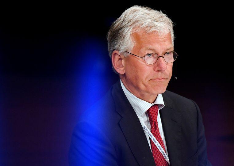 Philipstopman Frans van Houten Beeld REUTERS