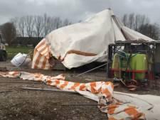 5.000 euro voor nieuwe tenten Montfoort