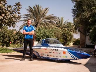 Zaventemnaar Pieter (22) aan start Solar Challenge in Marokko