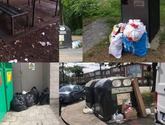 Drie sluikstorters geïdentificeerd aan de hand van achtergelaten afval