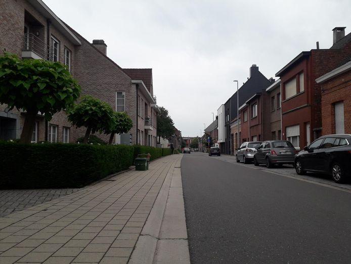 De Markgravenstraat in Herentals