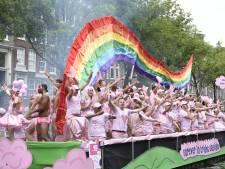 Geen grootse viering 25 jaar Pride Amsterdam