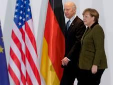 Joe Biden va recevoir Angela Merkel à la Maison Blanche