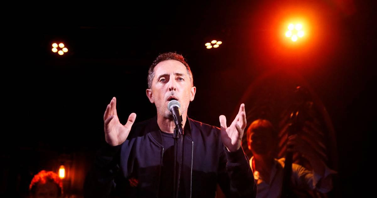 """""""Lamentable"""", les proches de Claude Nougaro dézinguent l'album hommage de Gad Elmaleh - 7sur7"""