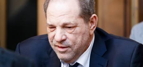 Gevallen filmmagnaat Weinstein komt vermoedelijk nooit meer vrij