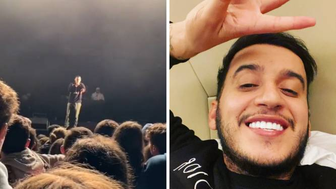 """""""Poto, laisse-la tranquille"""": le rappeur Soso Maness défend une jeune femme harcelée en plein concert"""