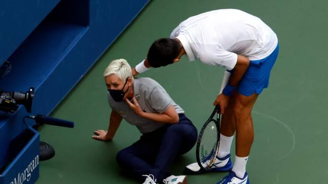 POLL. Vindt u de diskwalificatie van Novak Djokovic terecht?