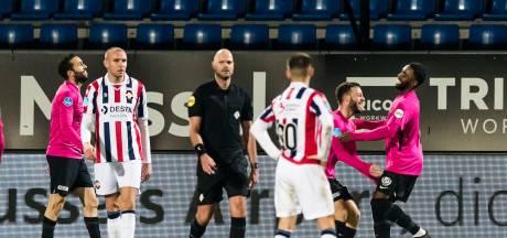 Dit Willem II zien voetballen doet pijn aan de ogen